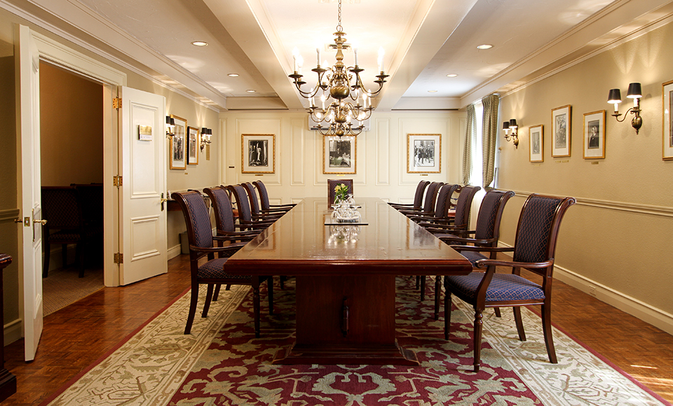 Albany Club Prime Ministers Suite