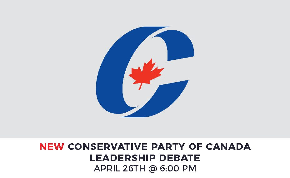 Conservative Party of Canada Leadership Debate - Albany Club of Toronto