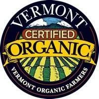 Vermont Certified Organic product