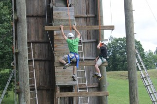 Ropes Course at CtK