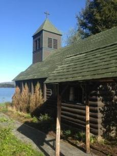 Blue Mtn Lake, Church of Transfiguration