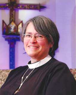 Dcn. Mary (Vicky) Hunter
