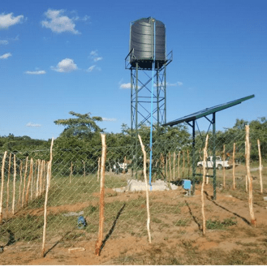 A new well for Mberengwa