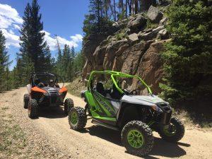UTV Rentals | Albany Lodge - Wyoming snowmobiling, Hunting, Fishing