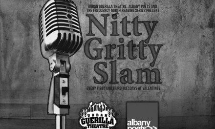 Nitty Gritty Slam #13 Tomorrow Night at Valentines
