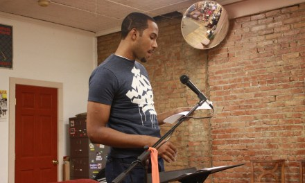 Third Thursday Poetry Night, September 15