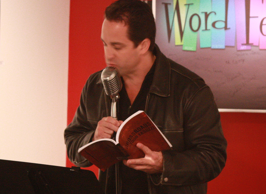 Caffè Lena Poetry Open Mic with Featured Poet Todd Fabozzi