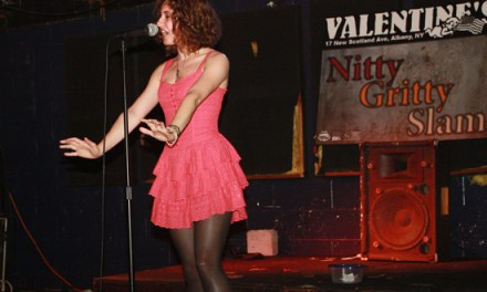 Slamming Nitty Gritty Style at Valentines on Tuesday, October 18