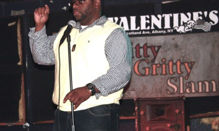 Previously at the Nitty Gritty Slam