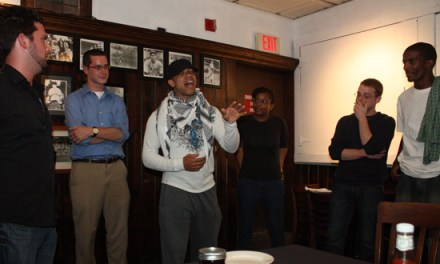 New Audio – Poets Speak Loud, August 29, 2011