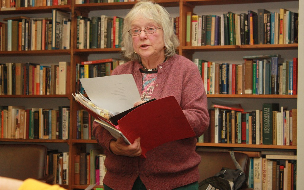 Woodstock Poetry Society Featuring Mary Kathryn Jablonski and Roberta Gould