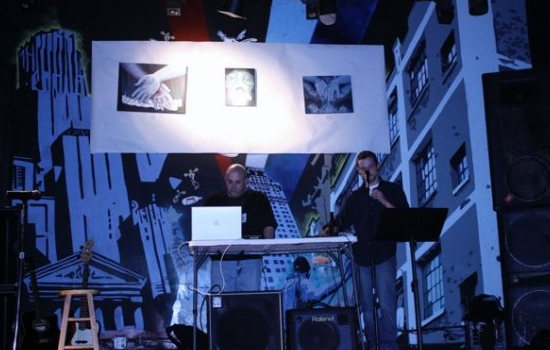 The Third Thursday Poetry Night featuring Murrow