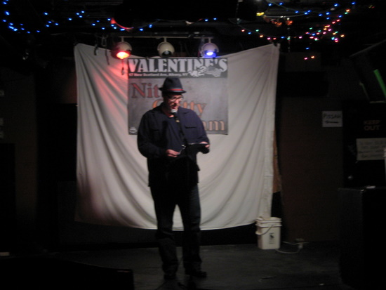 Nitty Gritty Slam #9 Tonight at Valentines