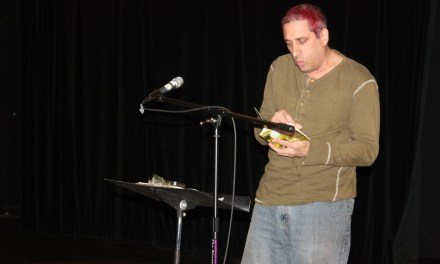 Poetry + Prose Open Mic, January 8