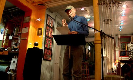 Poets Speak Loud – 9th Annual Tom Nattell Tribute and Beret Toss