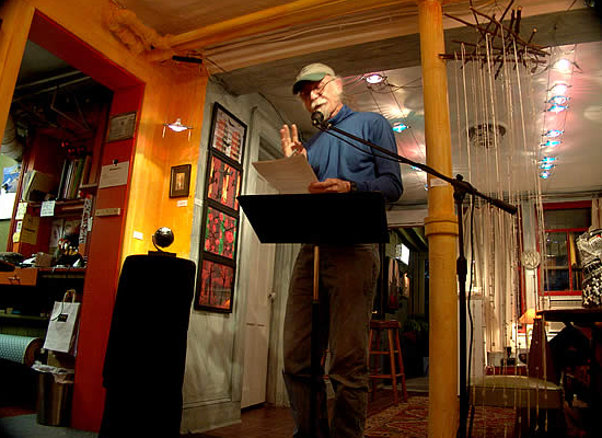 Poets Speak Loud – 7th Annual Tom Nattell Tribute and Beret Toss