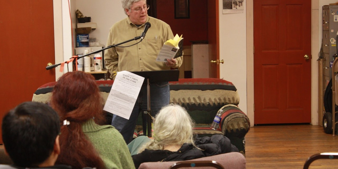Third Thursday Poetry Night, February 16