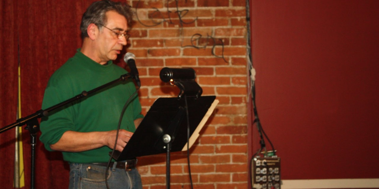 Woodstock Poetry Society Reading and Open Mic with George Wallace and Stuart Bartow