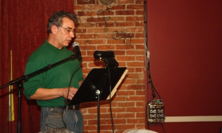 Third Thursday Poetry Night Featuring Stuart Bartow