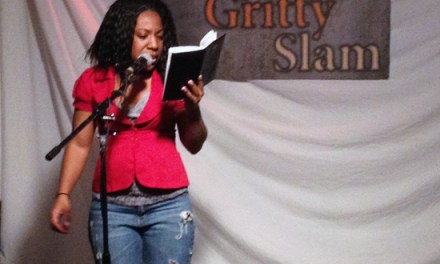 Poets Speak Loud with featured poet Tenesha Smith