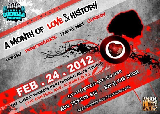 "UGT Presents ""A Month of Love and History"""