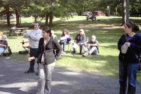 Looking Back… 2002 Albany Word Fest