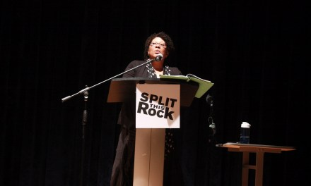 Split This Rock, Afternoon Reading, March 24