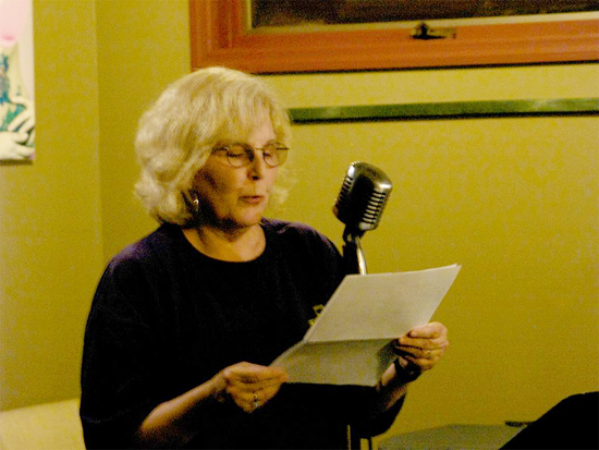 Caffe Lena Poetry Open Mic Featuring The WomanWords Collective