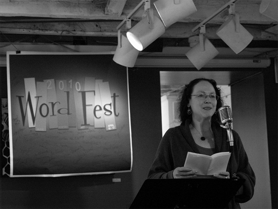 The Third Thursday Poetry Night Featuring Tess Lecuyer