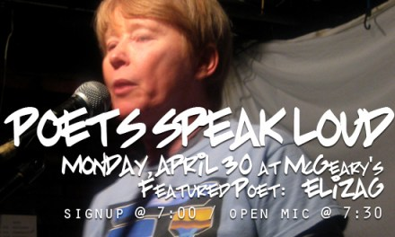 Poets Speak Loud Featuring Elizag