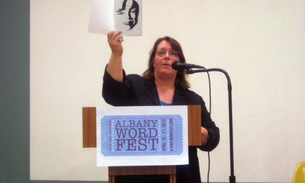 Albany Word Fest Marathon Open Mic, April 21