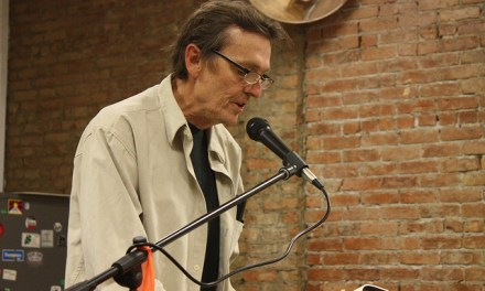 Naton Leslie and Pam Clements at Caffe Lena on Wednesday, June 6