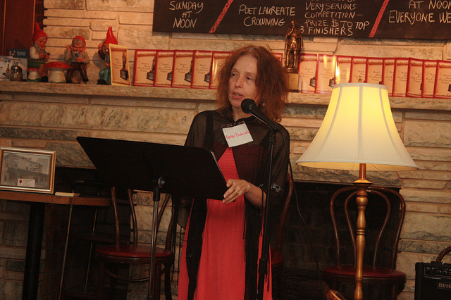Therese Broderick, Poet Laureate of Smith's Tavern