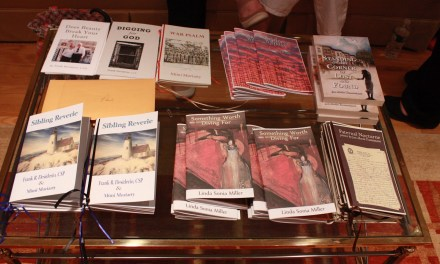 Local Poets from Finishing Line Press, May 16