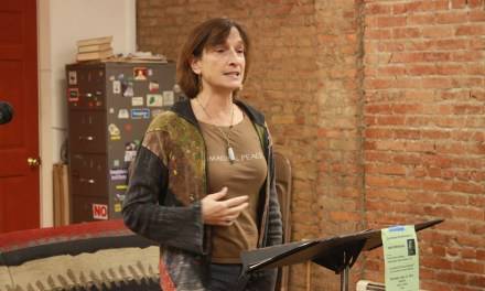 Third Thursday Poetry Night, May 17
