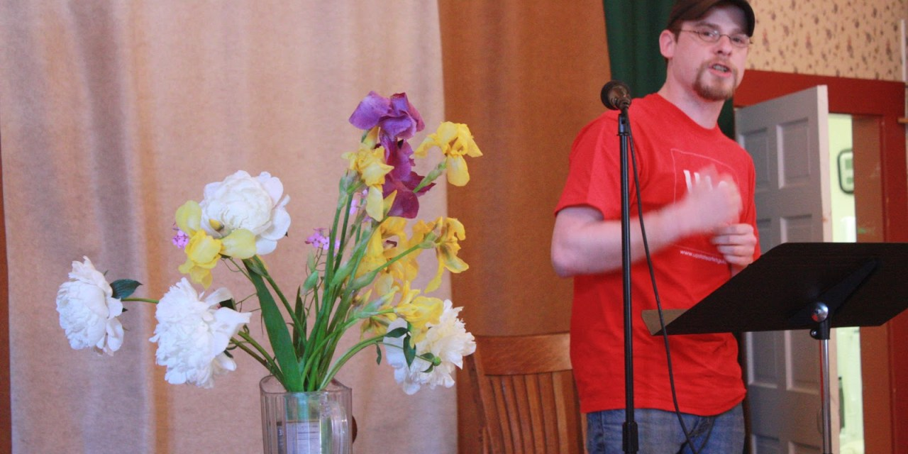 Sunday Four Poetry, May 27