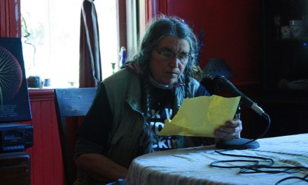 Sunday Four Poetry Open Mic with Featured Poet Bernadette Mayer