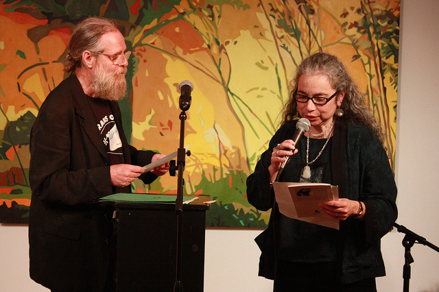 Dayl Wise and Alison Koffler