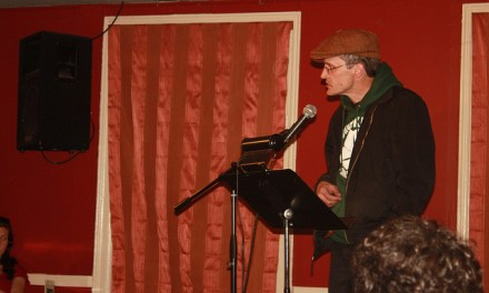 "Mark ""Obee Duid"" O'Brien and Ken Hada to be Featured Poets at Caffe Lena"