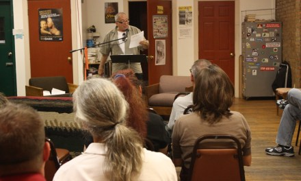 Third Thursday Poetry Night, August 16