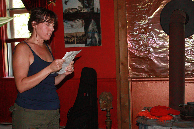 Third Thursday Poetry Night Featuring Cara Benson