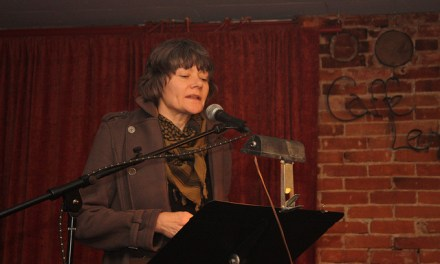 The Caffe Lena Poetry Open Mic Featuring Emily XYZ
