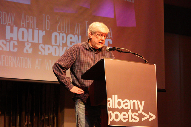 Caffe Lena Poetry Open Mic featuring Bob Sharkey and Tim Sneider