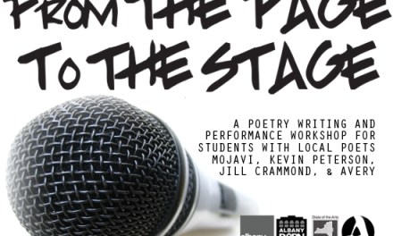 From The Page to The Stage – The Second Session Begins