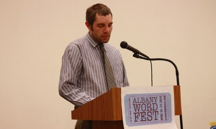 First Friday Poetry Open Mic at the Albany Public Library