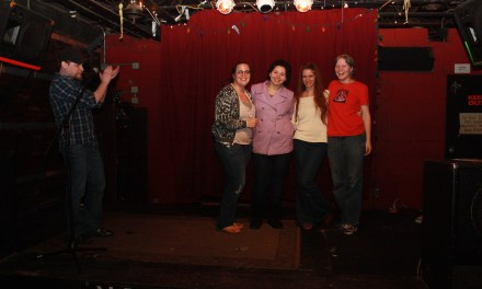 Nitty Gritty Slam #38 – The Women of Albany Poetry Slam, February 19
