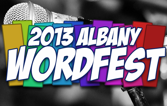 2013 Albany Word Fest News – New Events, New Features, and How You Can Help