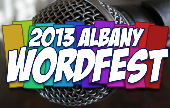2013 Albany Word Fest