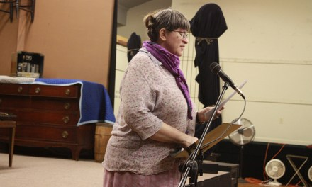 Woodstock Poetry Society Featuring Trina Porte and Victoria Sullivan at Mountain View Studios