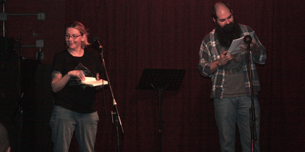 WordFest 2013, Day 3 — Nitty Gritty Slam #42